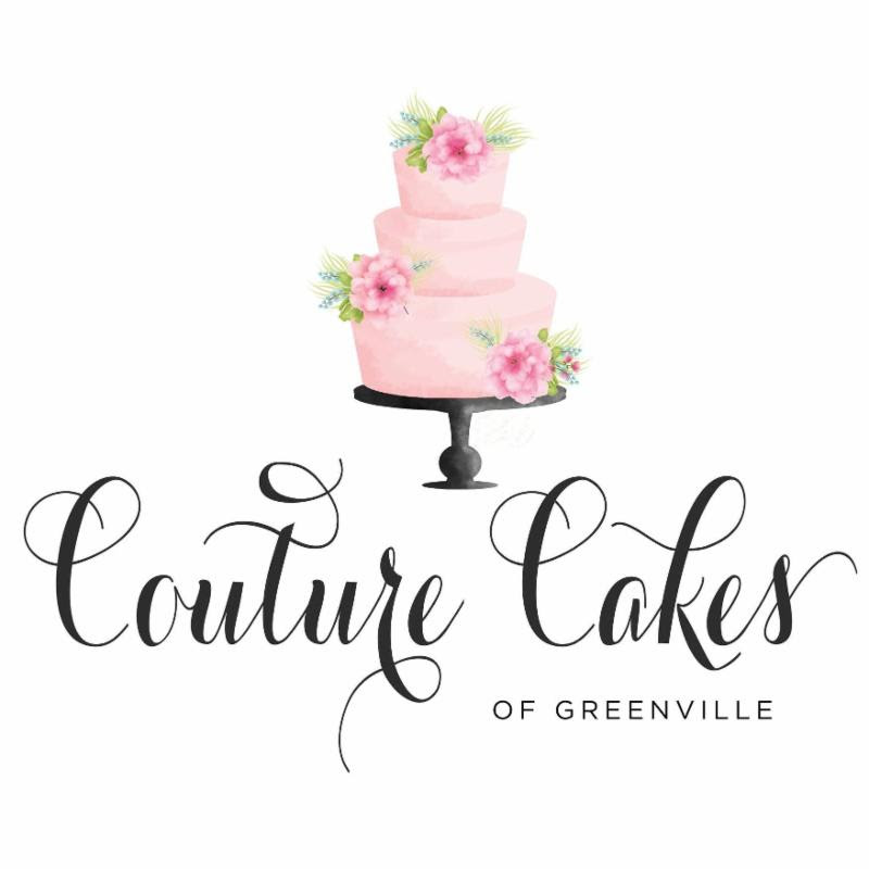 Couture Wedding Cakes Greenville Sc